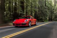 2017 Porsche 911 image.