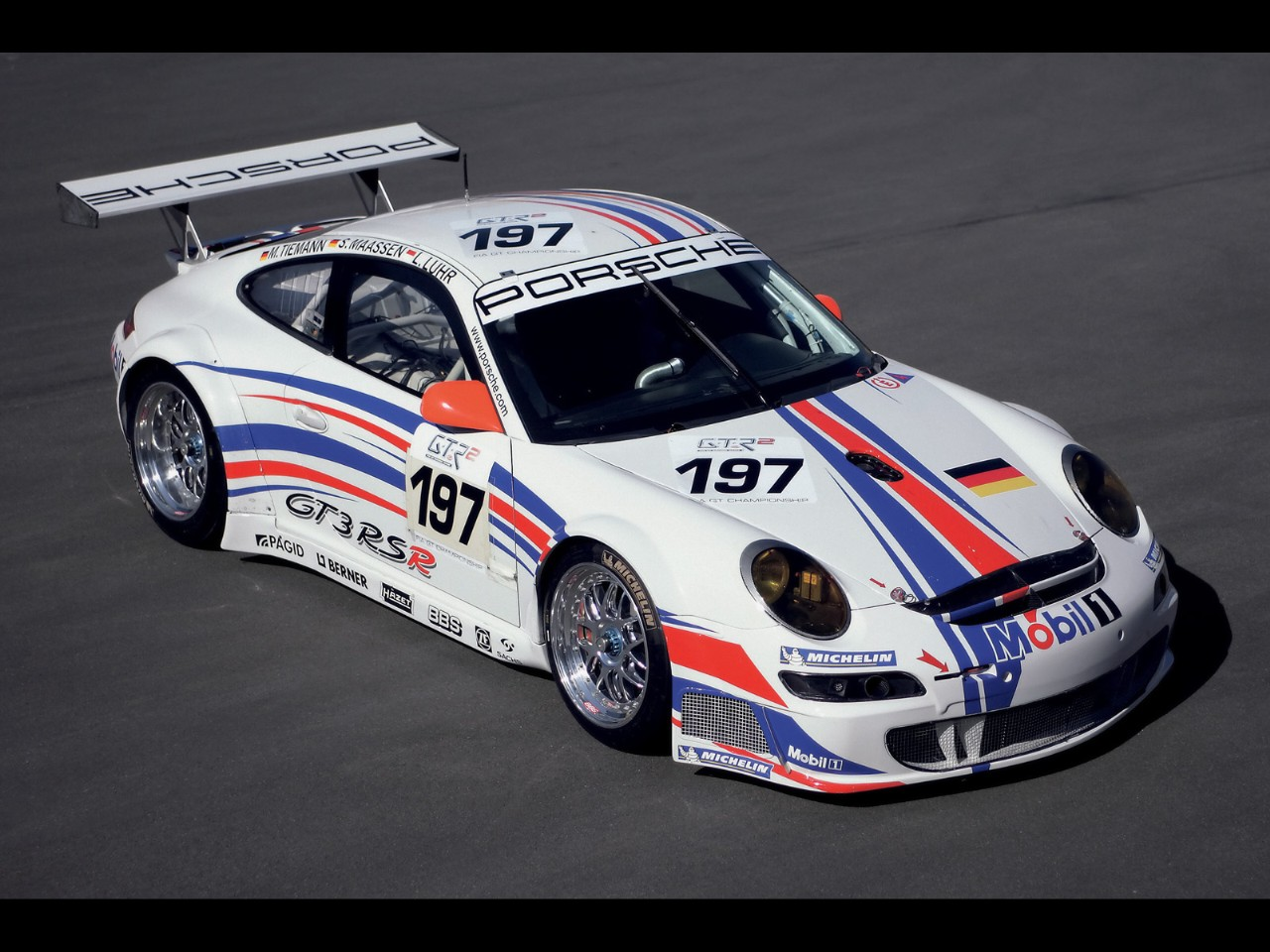 2007 Porsche 911 Gt3 Rsr Image
