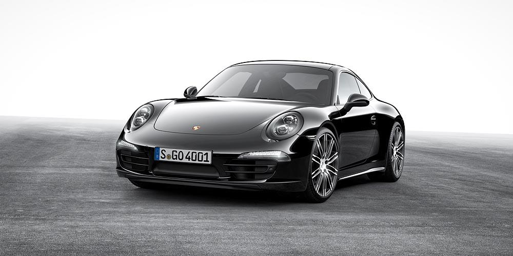 Porsche Carrera 911 Black Edition