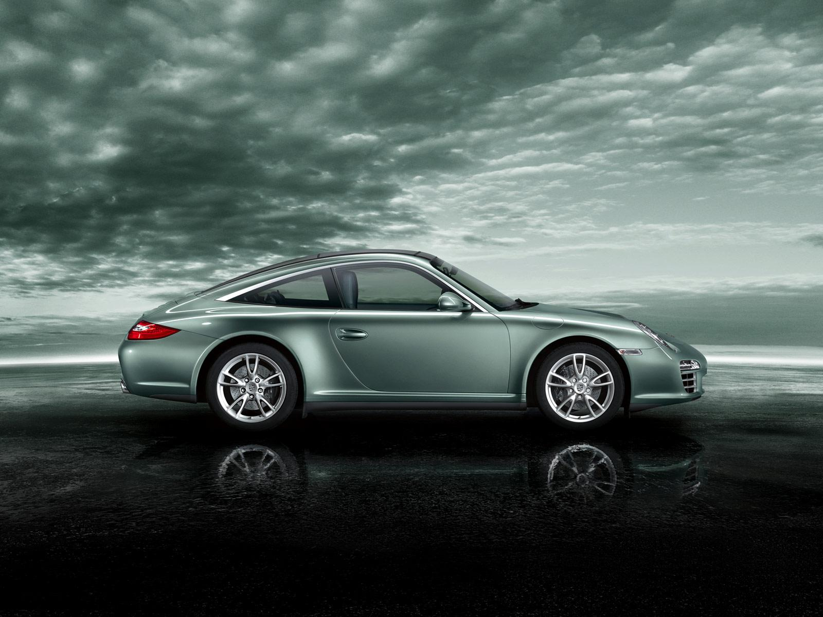 2009 Porsche 911 Targa 4 Technical Specifications and data. Engine ...