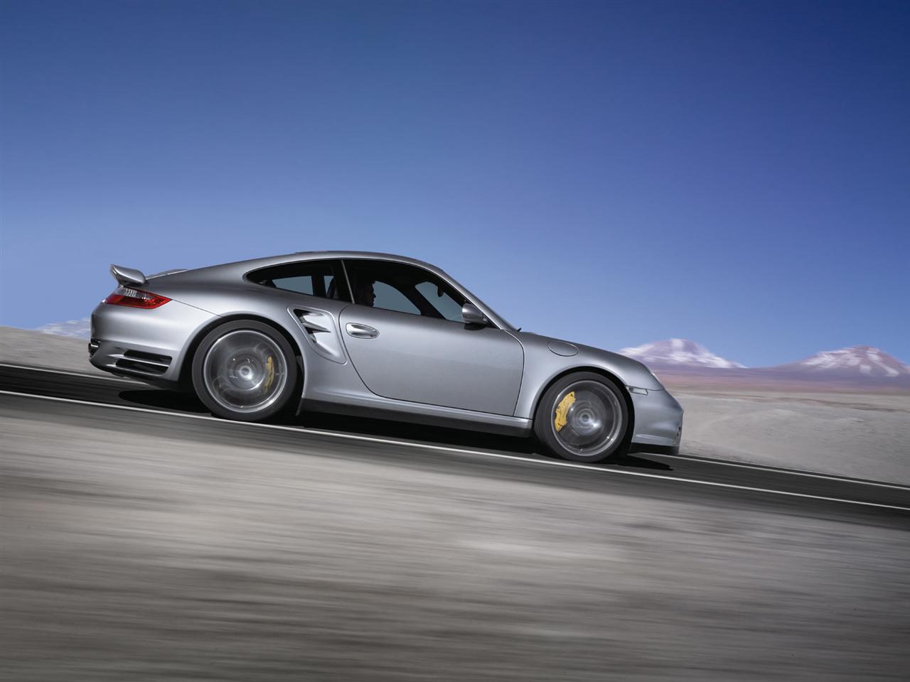 2009 Porsche 911 Turbo Image