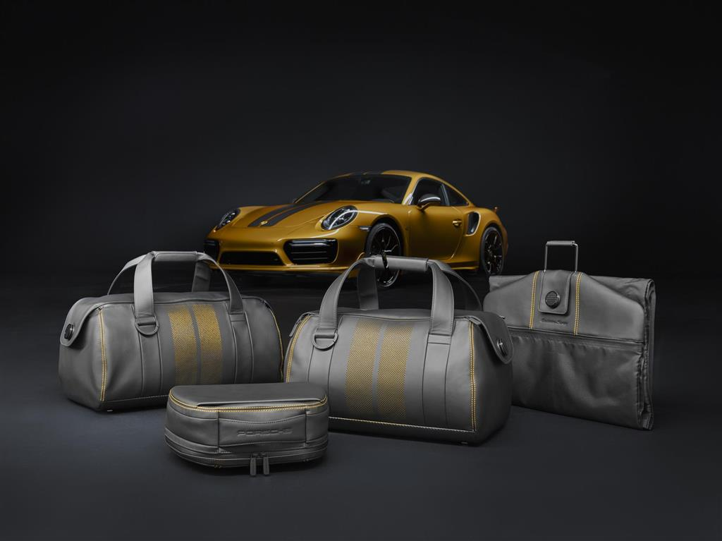Porsche 911 Turbo S Exclusive Series pictures and wallpaper