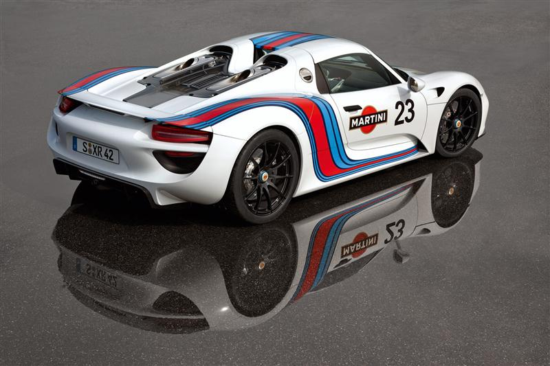 2013 porsche 918 spyder martini livery images photo porsche 918 martini raci. Black Bedroom Furniture Sets. Home Design Ideas