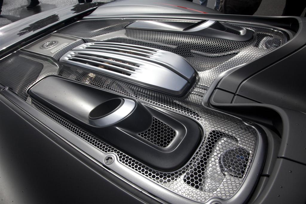 a key message of the 918 - Porsche 918 Production Wallpaper