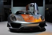 2011 Porsche 918 RSR image.