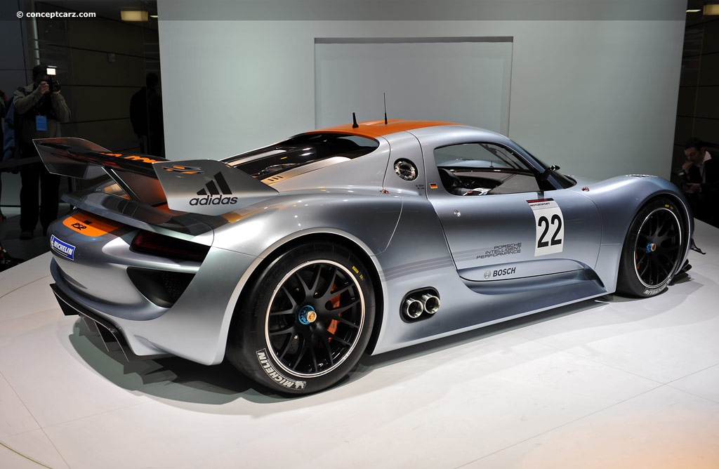 2011 porsche 918 rsr images photo porsche 918 rsr dv 10 das. Black Bedroom Furniture Sets. Home Design Ideas