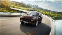 2017 Porsche Cayenne image.