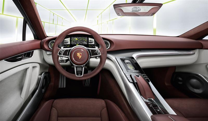 2013 Porsche Panamera Sport Turismo Concept Image