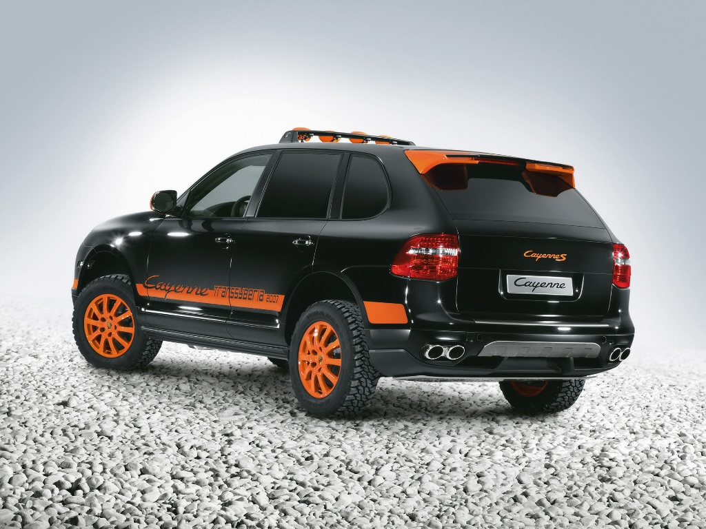 Last year two private teams participated in the transsyberia rally for the first time w th the porsche cayenne s