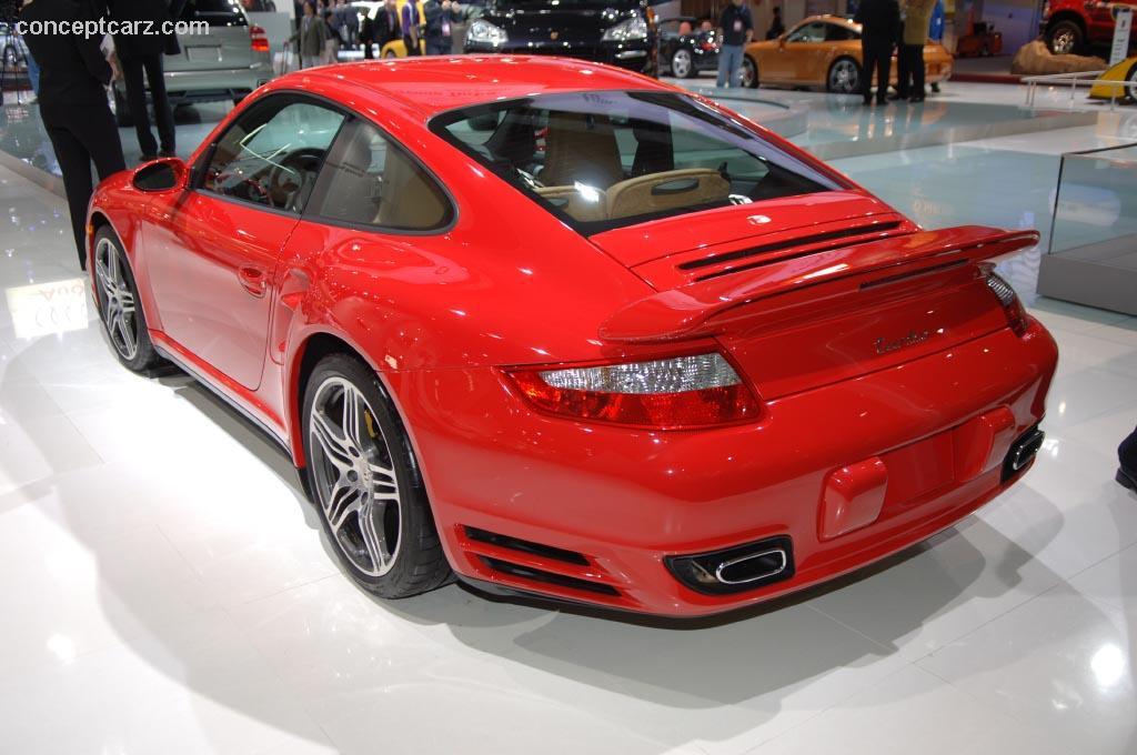 2007 porsche 911 turbo image. Black Bedroom Furniture Sets. Home Design Ideas