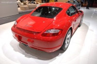 2007 Porsche Cayman image.