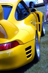 1997 Porsche Ruf 911 CTR-2 Sport