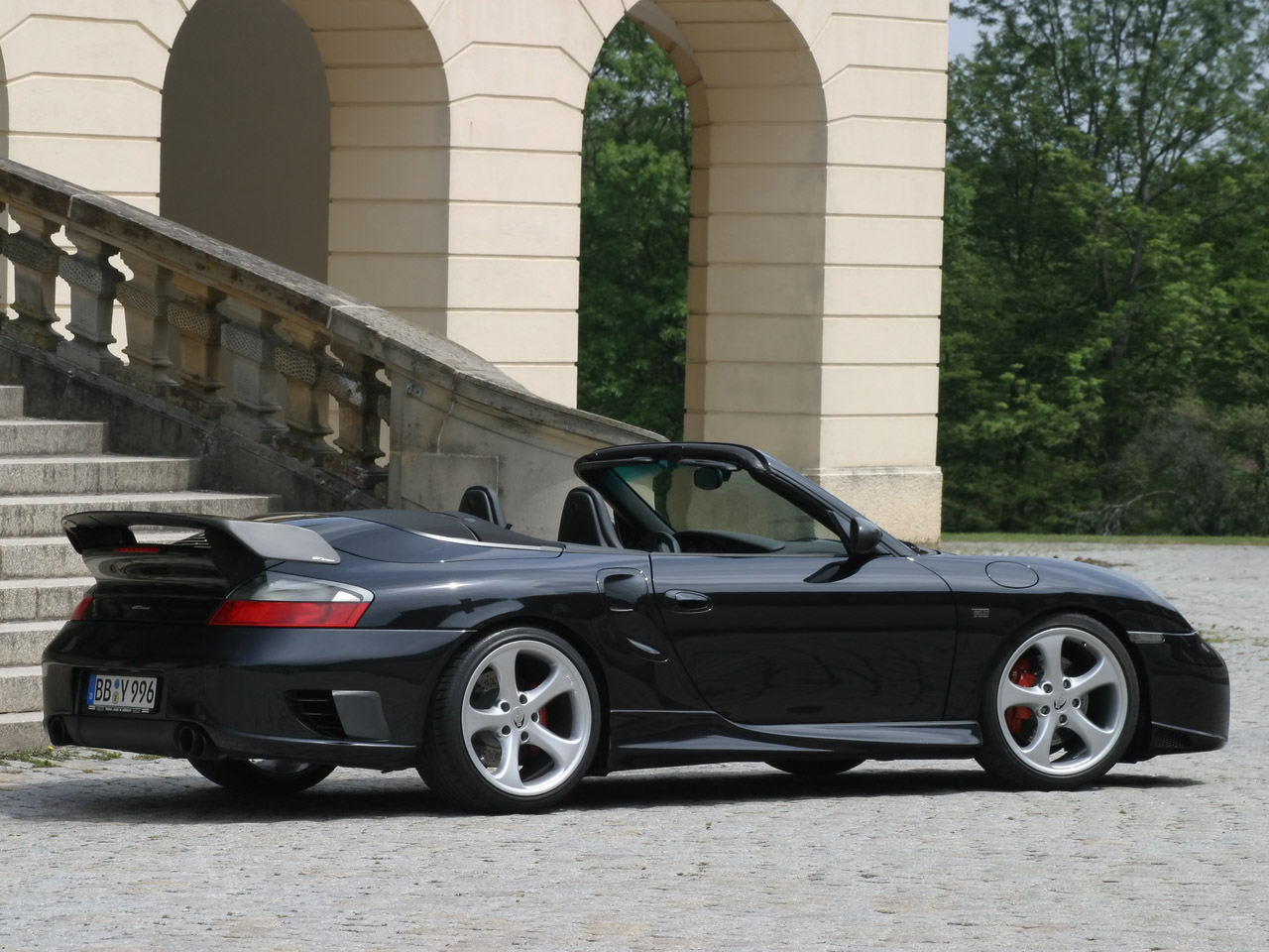 2005 TechArt 911 Turbo Cabriolet Image