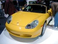 2003 Porsche Boxster image.