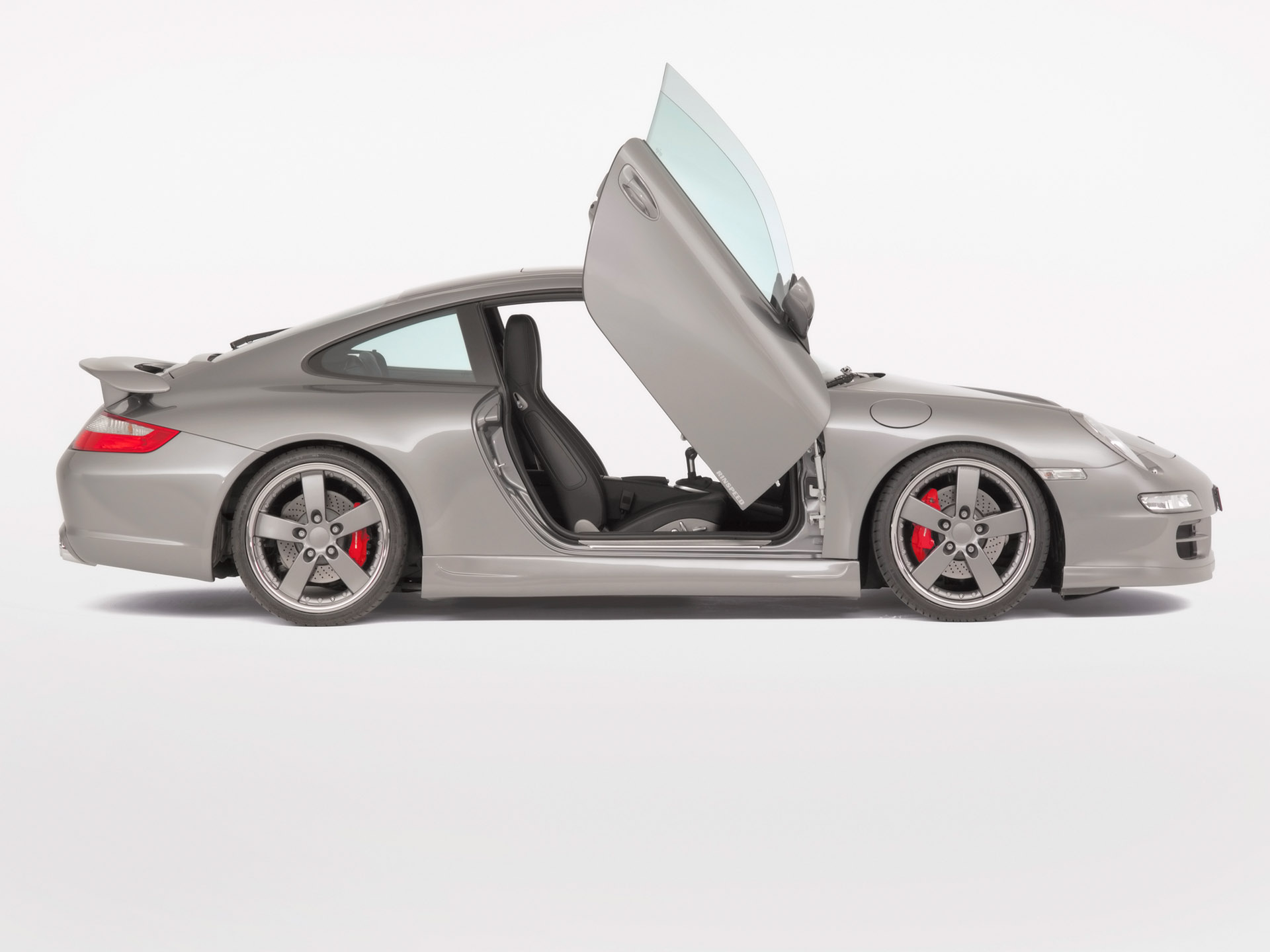 2005 Porsche 911 Image