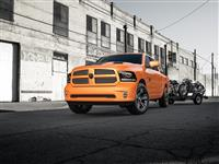 Ram Ram 1500 Ignition Orange Sport image.