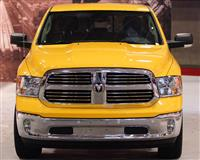 Ram 1500 Yellow Rose