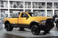 Ram Dually Case Work Truck