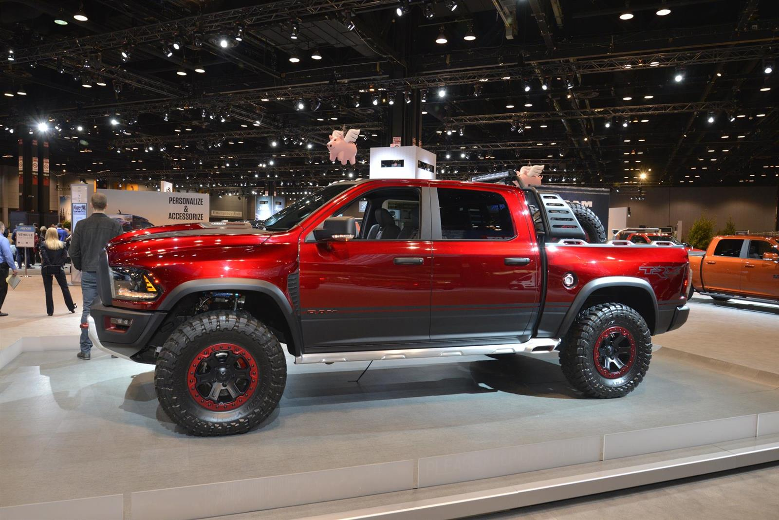 Ram Rebel Trx Concept Pictures Photo Gallery Car And