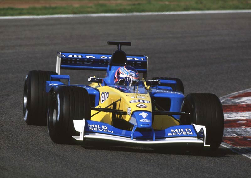 2002 Renault R202 Image