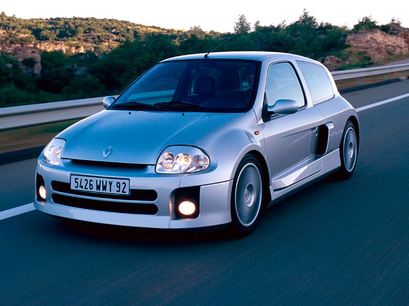 2002 renault clio sport. Black Bedroom Furniture Sets. Home Design Ideas