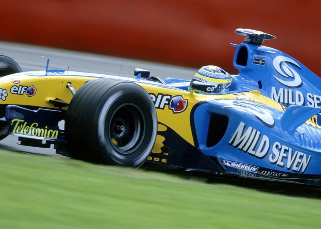 2005 Renault R25 Image