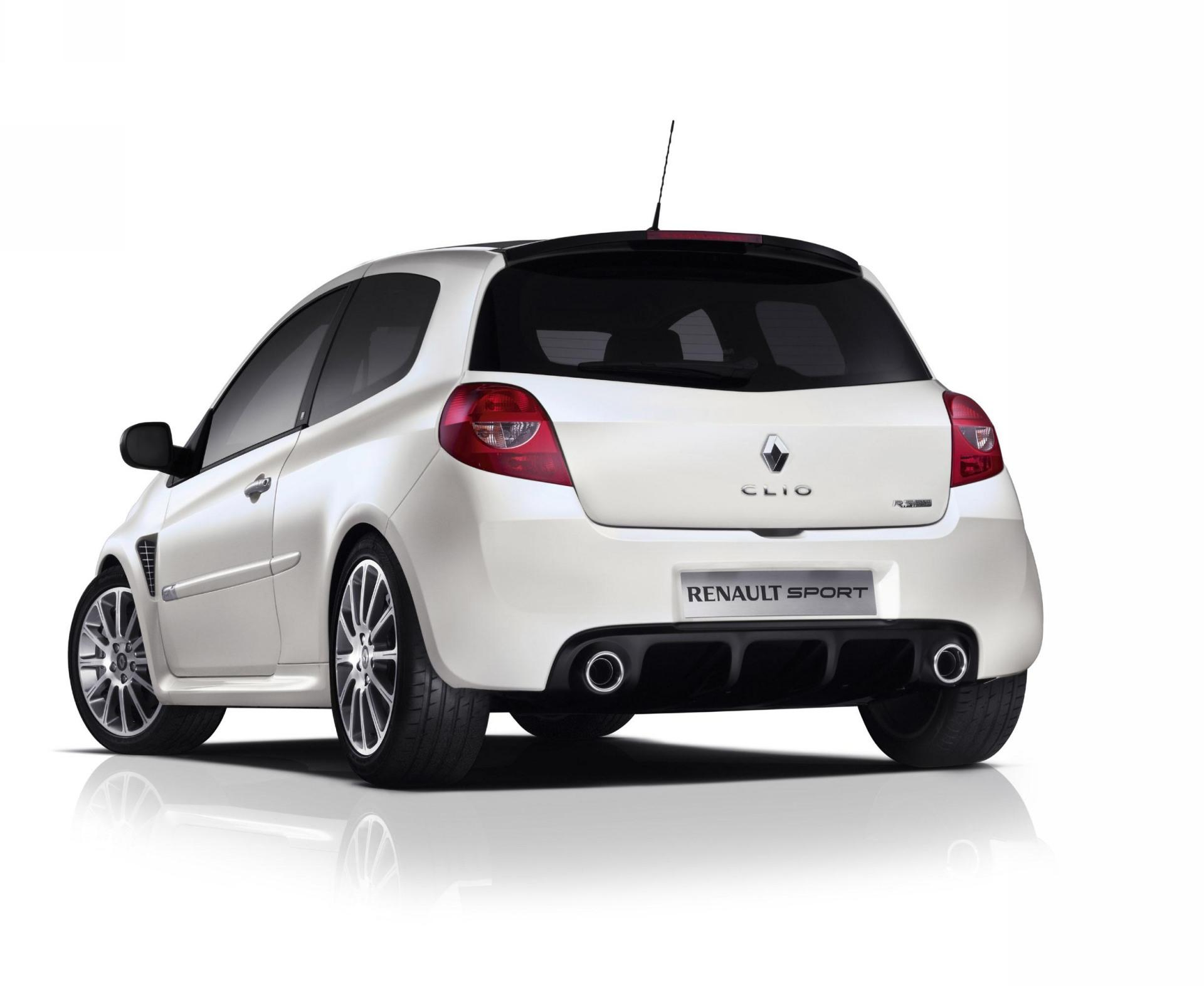 2010 renault clio 20th anniversary edition image. Black Bedroom Furniture Sets. Home Design Ideas
