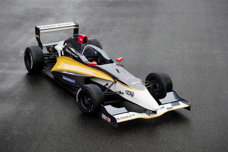 2010 Renault Formula 2.0