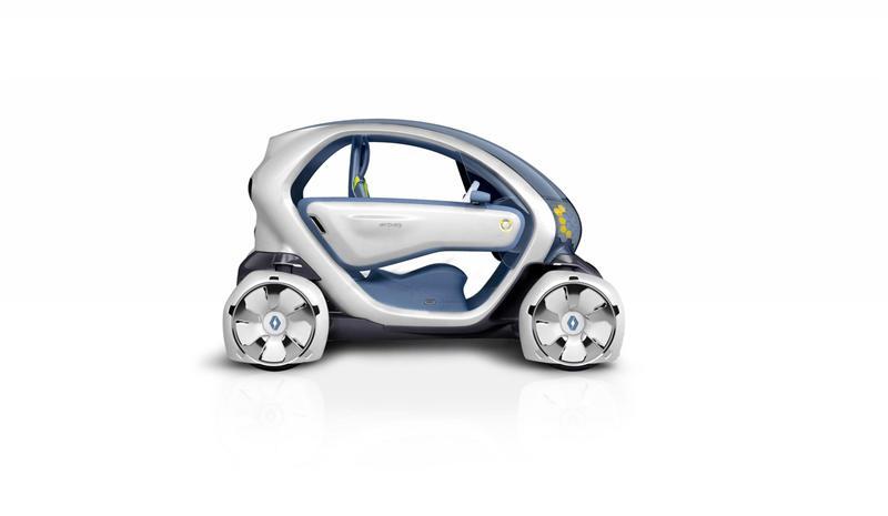 2010 Renault Twizy Z.E. Concept Image