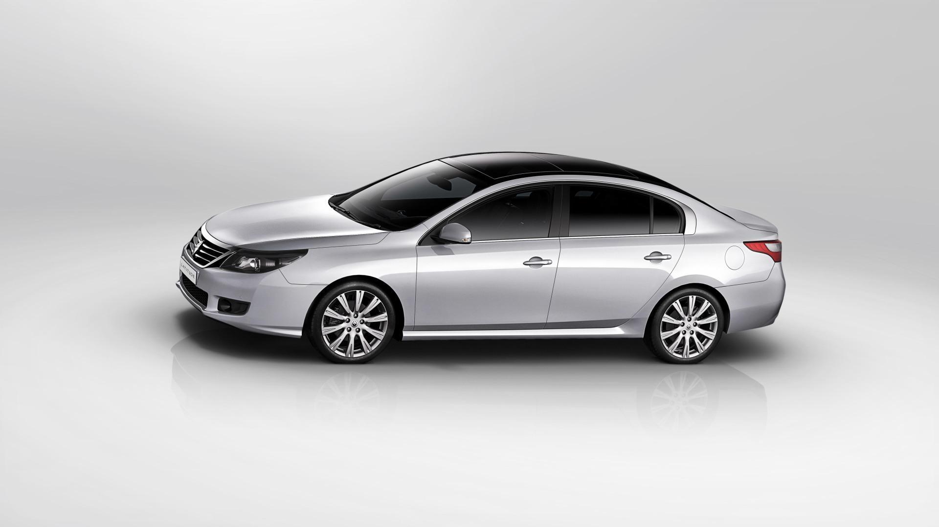Renault Latitude Conceptcarz Com