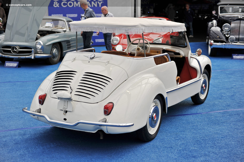 Auction Results And Data For 1960 Renault 4cv