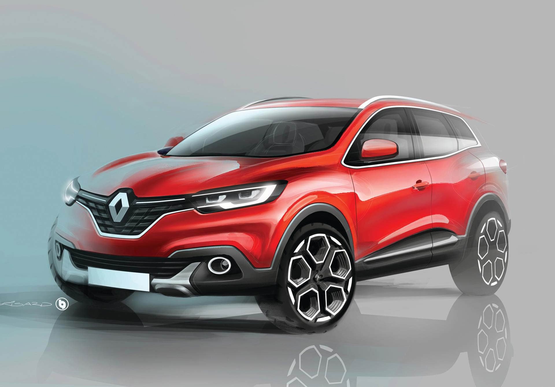 2015 renault kadjar. Black Bedroom Furniture Sets. Home Design Ideas