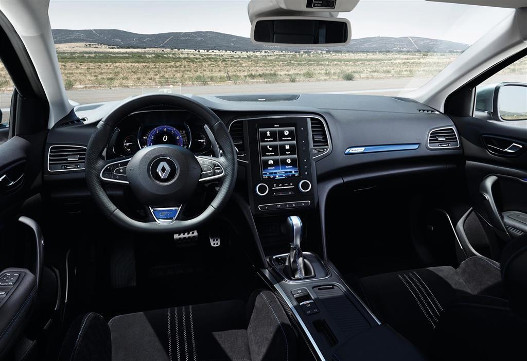 Renault megane bose edition 2016