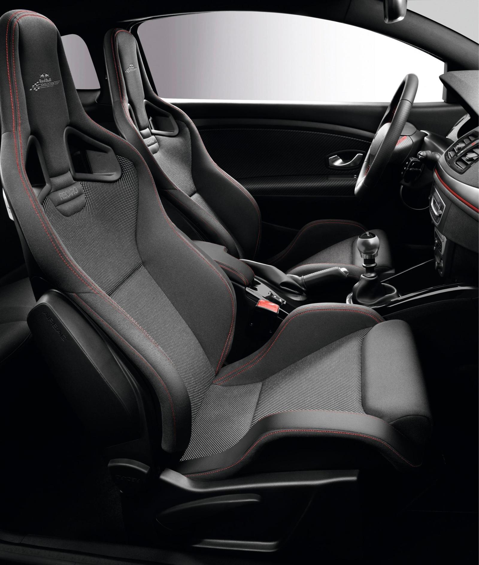 Renault Megane rs 2013 Interior 2013 Renault m Gane r s Red