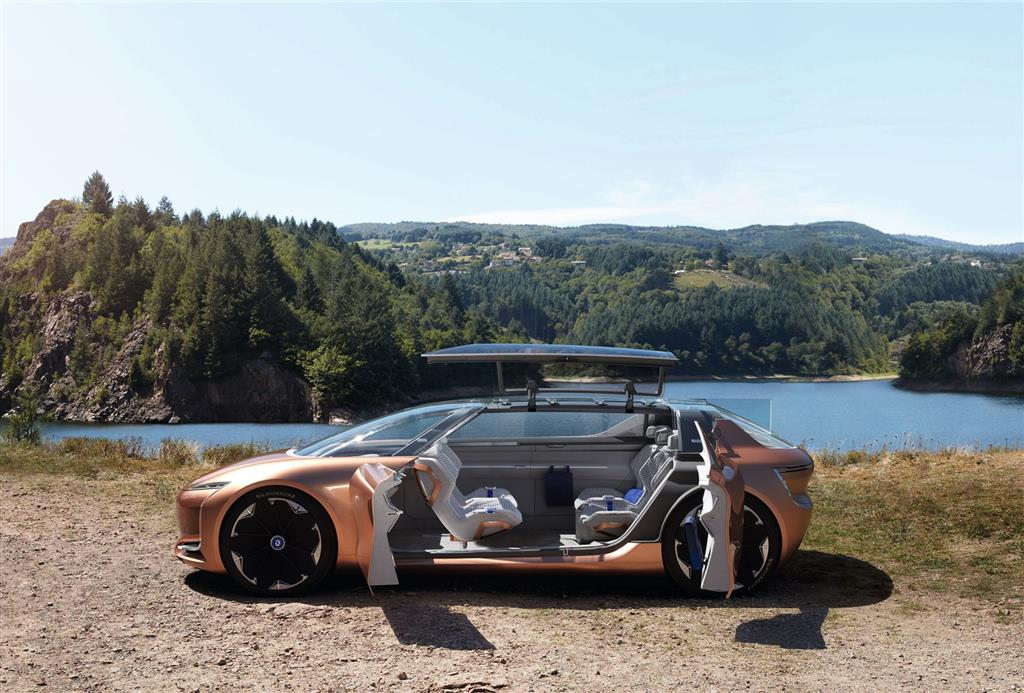 Renault SYMBIOZ Concept pictures and wallpaper