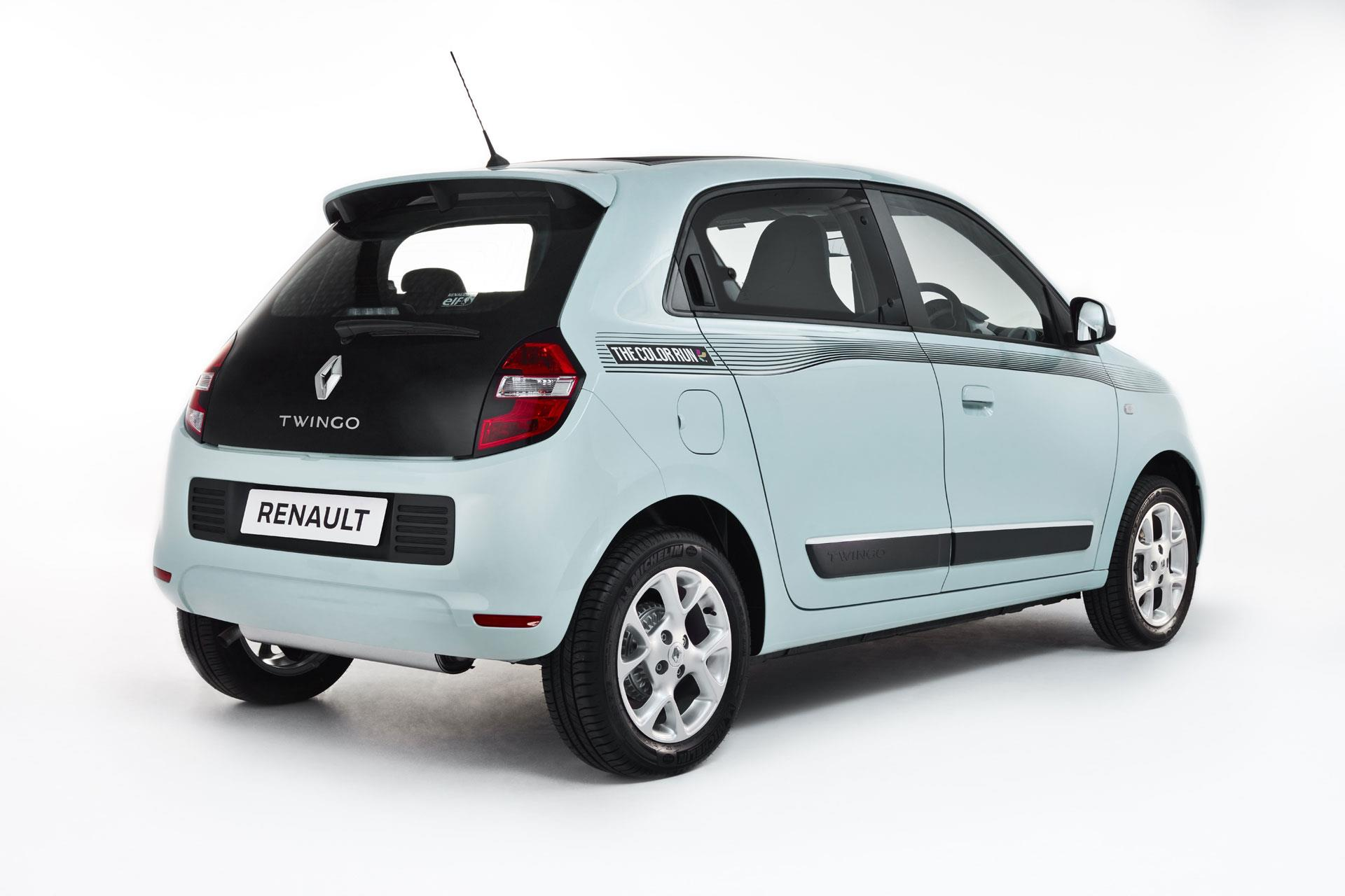 Renault Alaskan Price >> 2016 Renault Twingo Special Edition Image