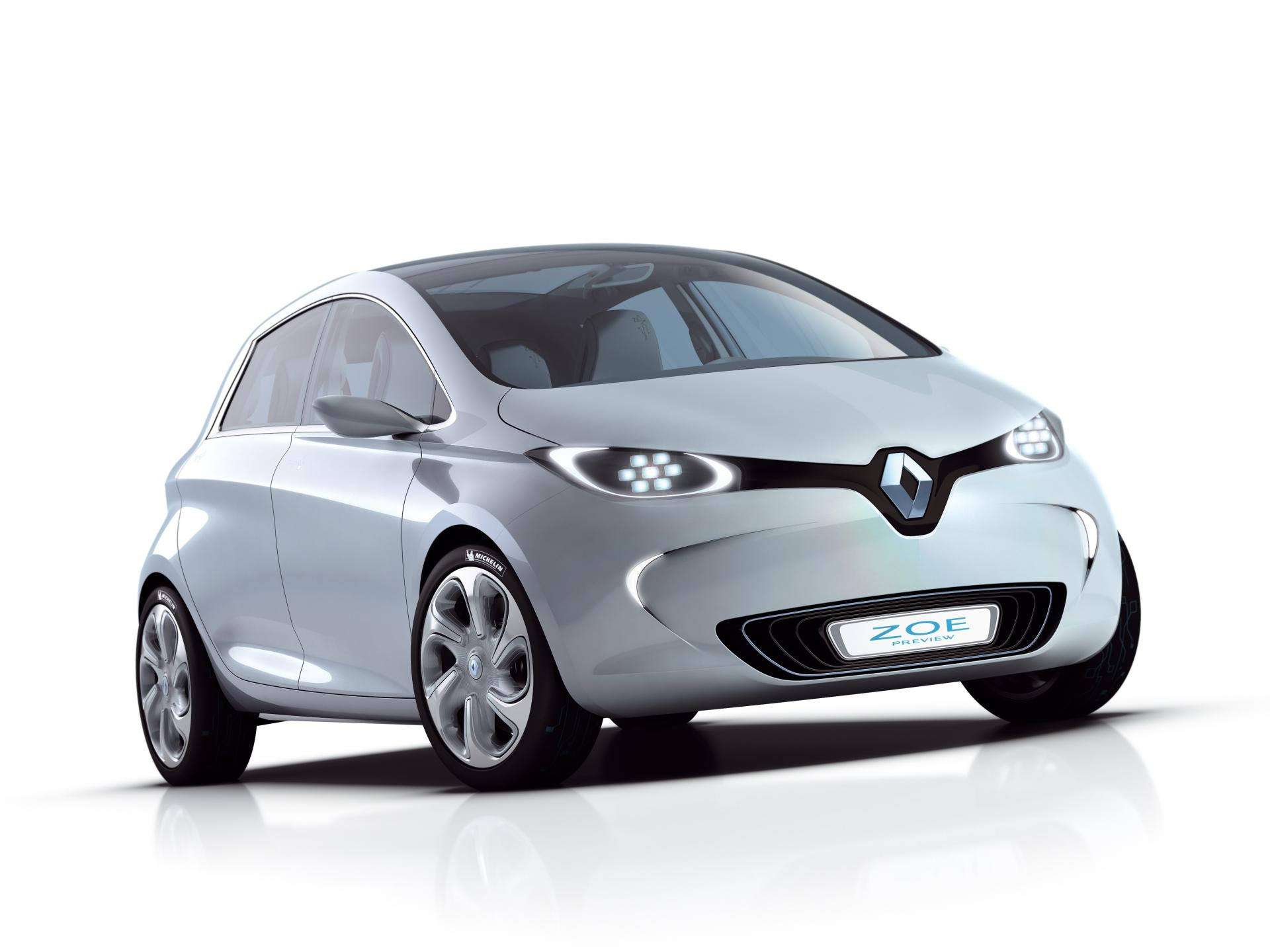 2012 renault zoe preview image. Black Bedroom Furniture Sets. Home Design Ideas