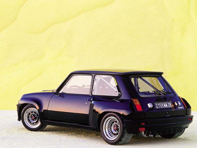 1984 renault r5 turbo 2 pictures history value research news. Black Bedroom Furniture Sets. Home Design Ideas