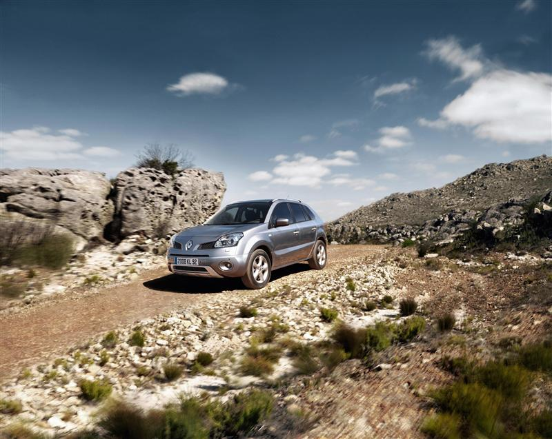 2008 Renault Koleos Image