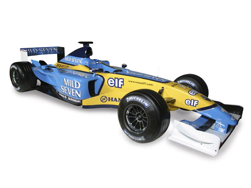 2003 Renault R23 Image