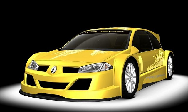 2005 Renault Megane Trophy Pictures  History  Value