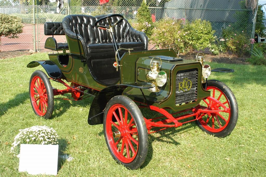 Reo Car: 1906 REO Model B