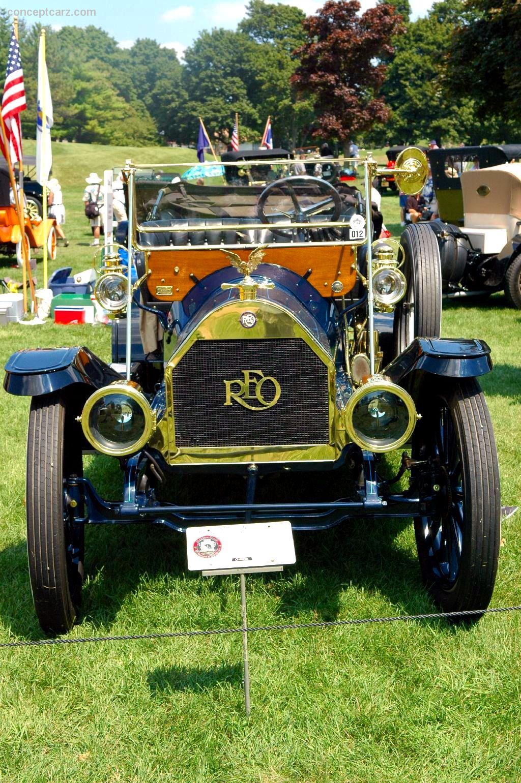 1910 REO Model S Image