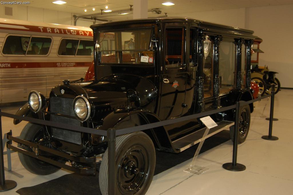 1924 Reo Funeral Hearse Conceptcarz Com