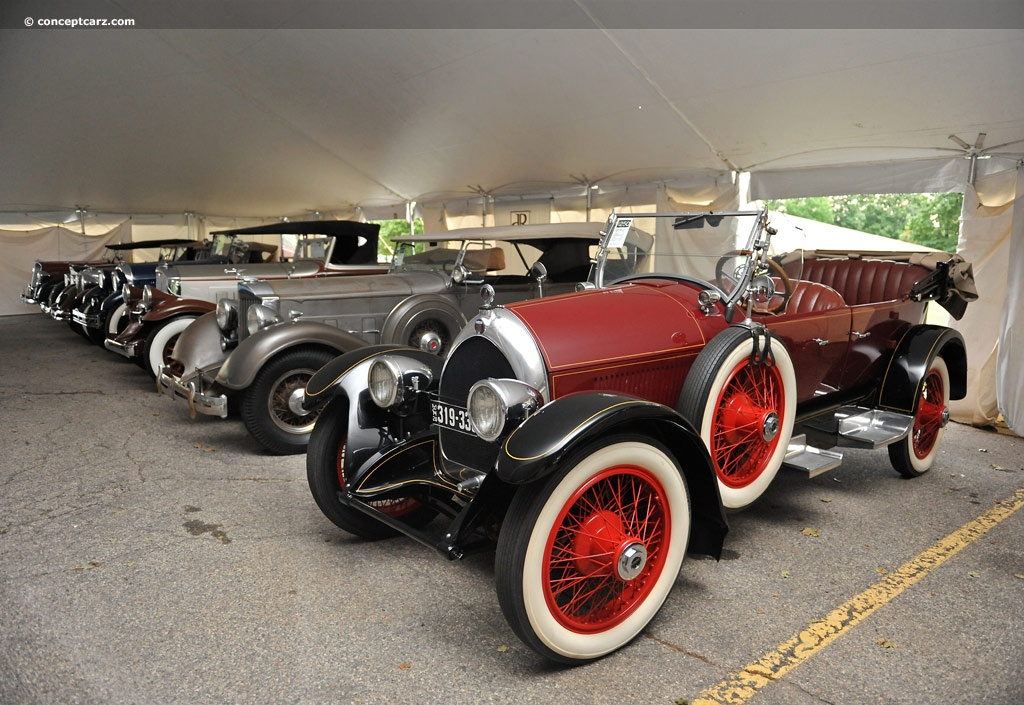 1920 Revere Model A Pictures, History, Value, Research ...
