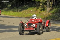1928 Riley Brooklands image.