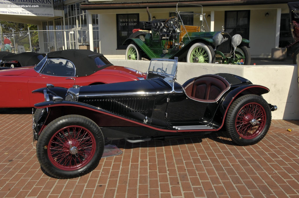 Sothebys Auction Results >> 1934 Riley Imp Pictures, History, Value, Research, News - conceptcarz.com