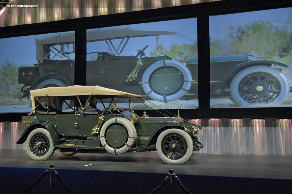 Rolls-Royce Silver Ghost pictures and wallpaper