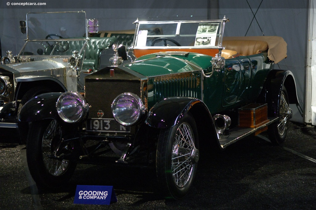 1913 Rolls-Royce Silver Ghost photos