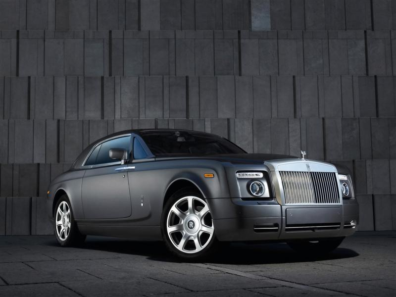2008 Rolls-Royce Phantom Coupe